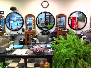 Barber Mug Barber Shop