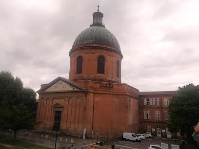 Chapelle Saint-Joseph de la Grave