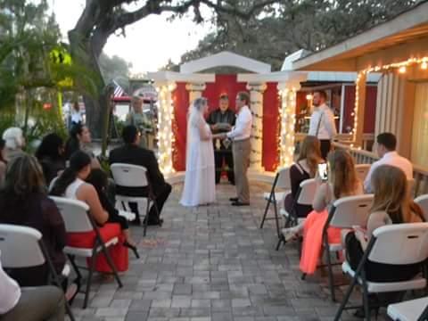 Banquet Hall «315 Banquet Hall», reviews and photos, 315 Orange St, Palm Harbor, FL 34683, USA