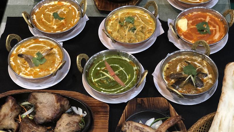 インド料理 アルナーチャラム 本店