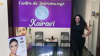 imagen de masajista Centro De Quiromasaje Kairavi_Alejandra Quiromasajista