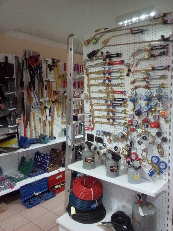 Магазин инструментов «ООО Сибинструмент» в городе Хабаровск, фотографии