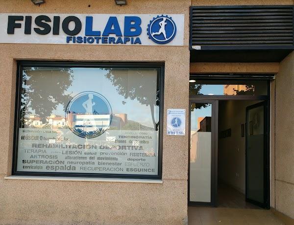 Fisiolab Fisioterapia
