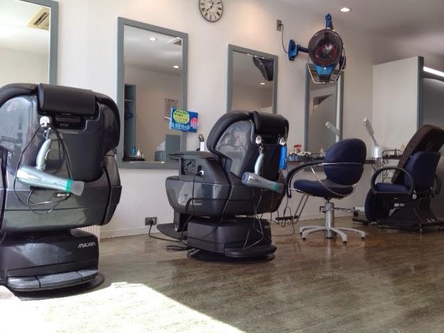 barber salon 蒼(ao)