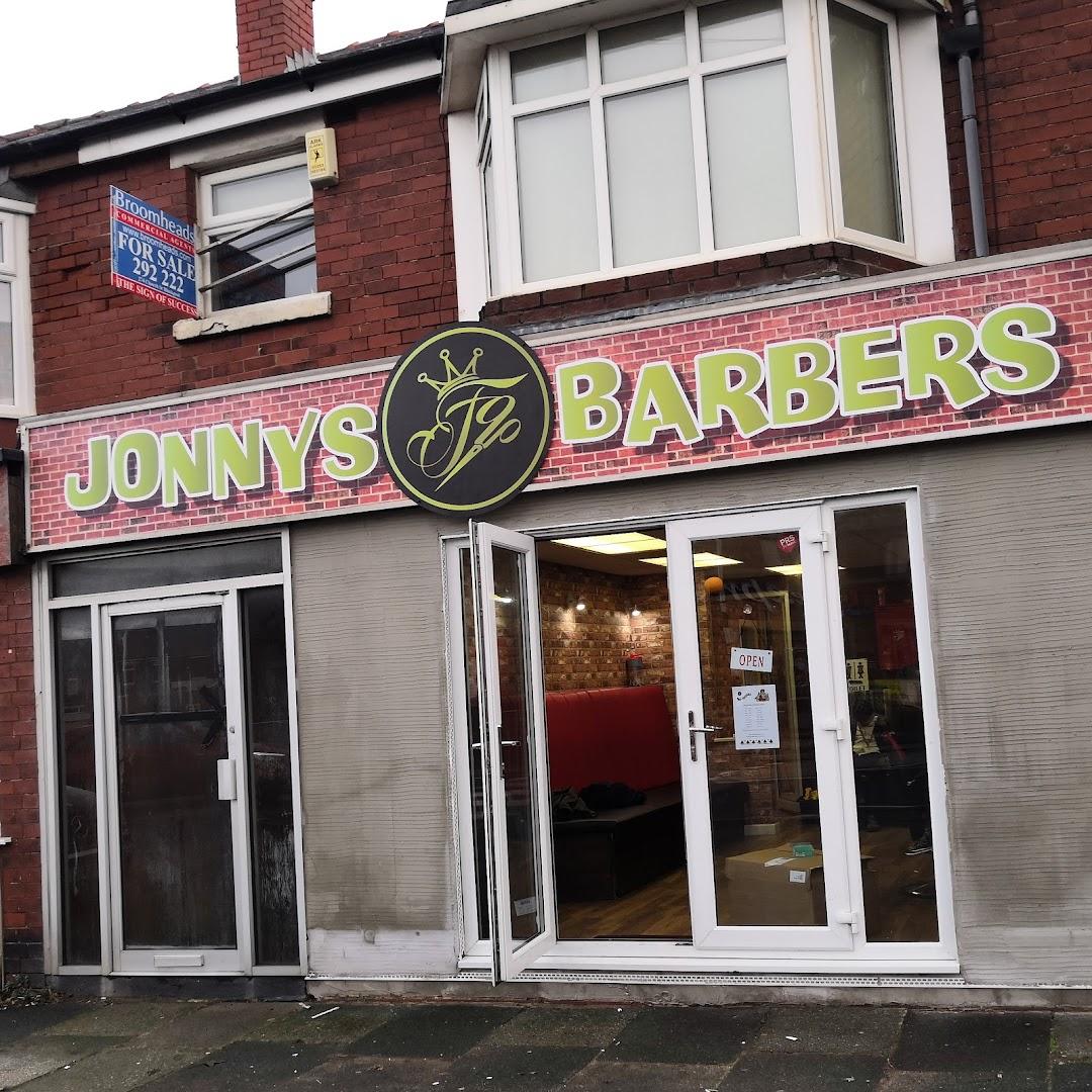 Jonnys barbers