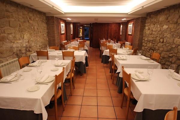 Restaurante Iruña
