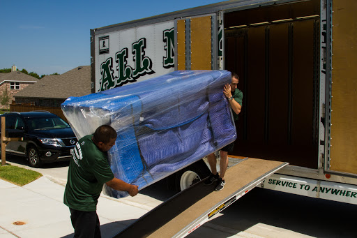 Moving and Storage Service «All My Sons Moving & Storage», reviews and photos, 2400 Industrial Ln #2700b, Broomfield, CO 80020, USA