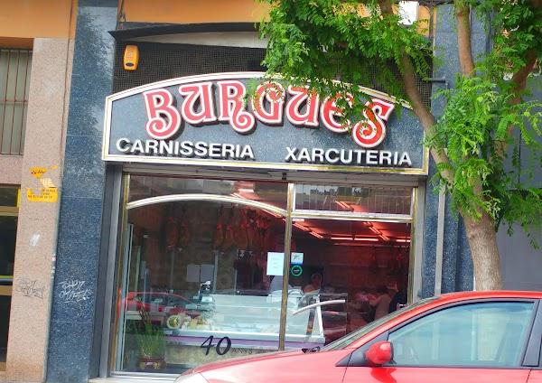 Carnicería Burgués