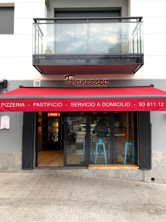 Pizzeria Francesco Take Away Carr. de Sant Pere de Ribes, 28, 08870 Sitges, Barcelona