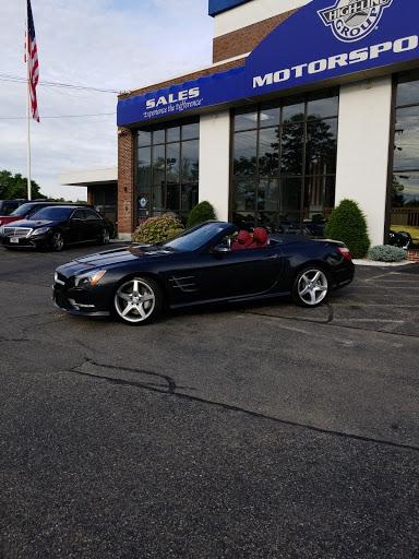 Car Dealer «The Highline Group Inc», reviews and photos, 1150 Westford St, Lowell, MA 01851, USA