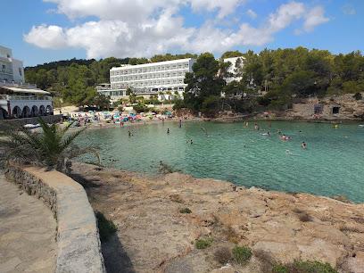 Playa S'Arenal Petit, Portinatx