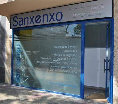 SANXENXO. Centro de fisioterapia y osteopatía.