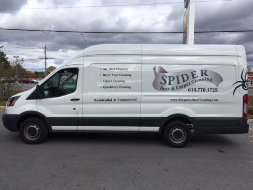 Air duct cleaning service Spider Carpet & Upholstery Cleaning Services in Kingston (ON) | LiveWay
