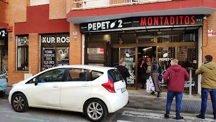 Montaditos Pepet II - Opiniones e Información
