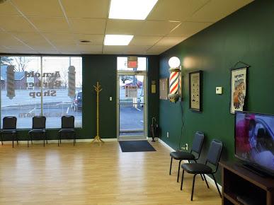 Arnold Barber Shop