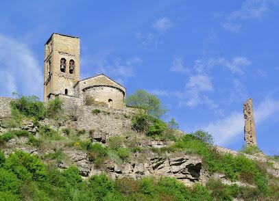 Iglesia Románica Santa María de Baldós siglo XII