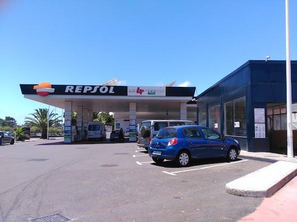 Estación de Servicio Repsol Los Rodeos