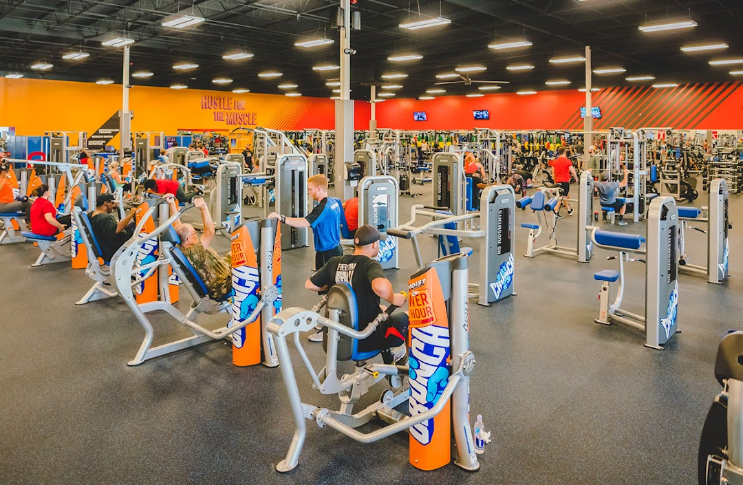 Crunch Fitness Kissimmee In The City Kissimmee