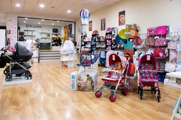 Tiendas de bebés Jaén - Tiendas Babys