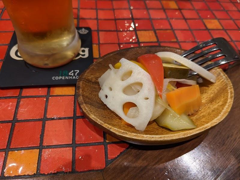 ランチ|CAFE&GRILL ヒカリノアトリエ 武蔵小山
