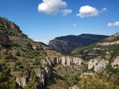 Mirador Del Cañón Del Rio Leza