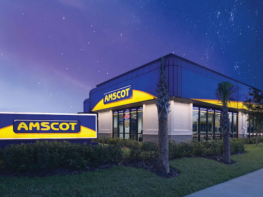 Amscot - The Money Superstore, 3532 Florida Ave S, Lakeland, FL 33803, Check Cashing Service