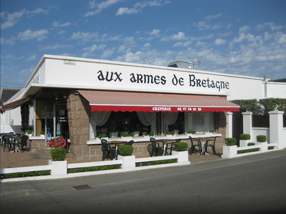 photo du resaurant Aux Armes de Bretagne
