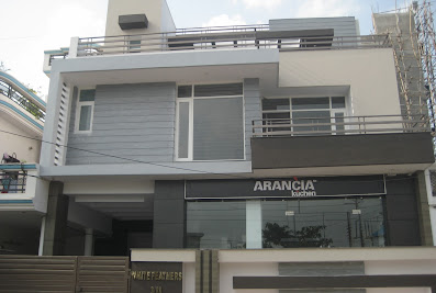 Arancia Kuchen – Modular Kitchen in LucknowLucknow