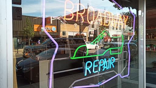 Broadway Shoe Repair Chicago 1 773
