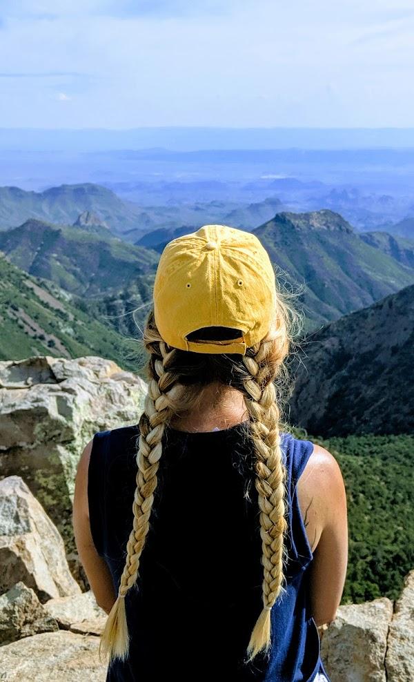 Emory Peak Cap