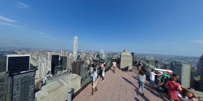 Rockefeller Plaza, Rockefeller Plaza, New York, NY 10111, USA