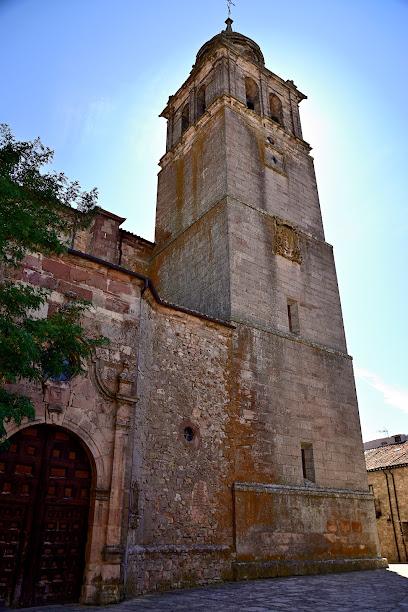 Ex colegiata de Santa María