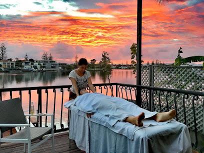 imagen de masajista wellness Ibiza