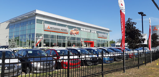Auto Broker Rallye Mitsubishi in Gatineau (Quebec) | AutoDir