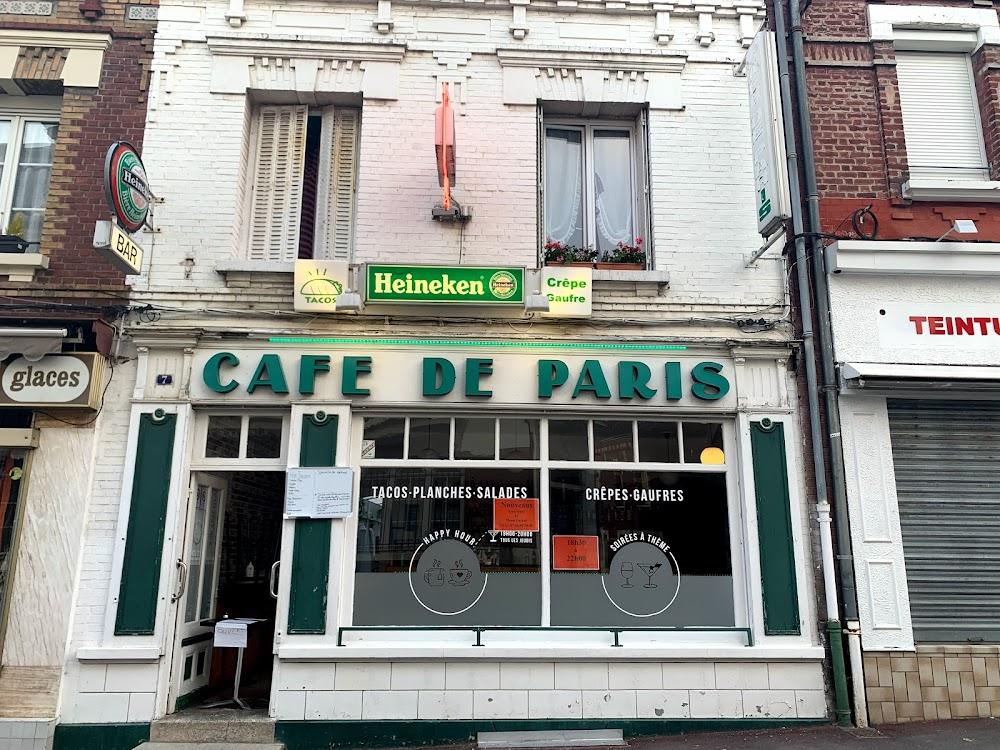 photo du resaurant Cafe de Paris