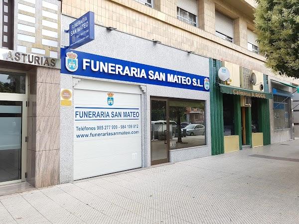 Funeraria San Pablo