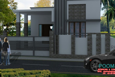 Poomsan Interiors and Construction NagercoilNagercoil