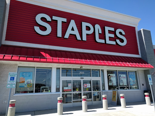 Office Supply Store «Staples», reviews and photos, 2020 Cromwell Dixon Ln, Helena, MT 59601, USA