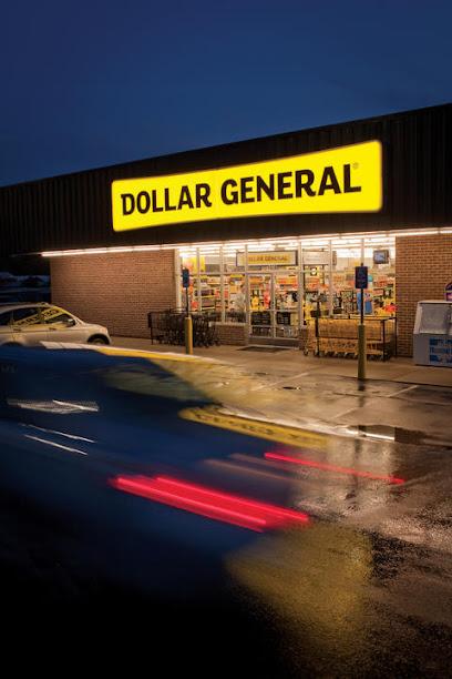 Dollar store Dollar General