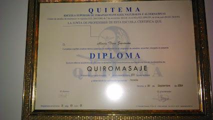 imagen de masajista Alberto Quiromasaje. Abiertos y con precauciones
