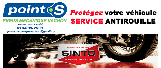Oil Change Point S - Garage Pneus Et Mécanique Vachon in Danville (QC) | AutoDir