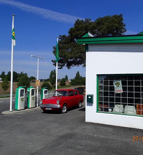 ådalsbruk motormuseum