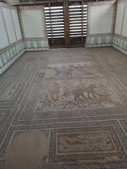 Villa Romana de Santa Cruz