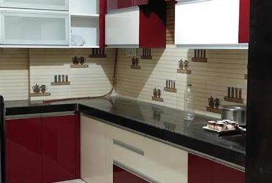 Imperial Modular KitchenAmroha