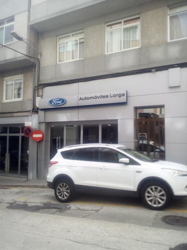Automóviles Lorga Ford