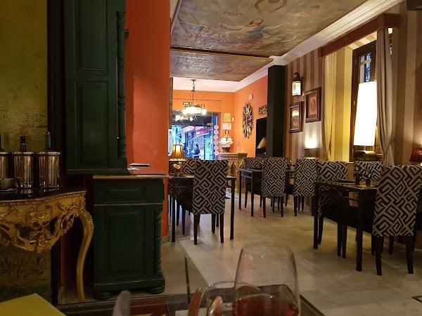Az-Zait restaurante