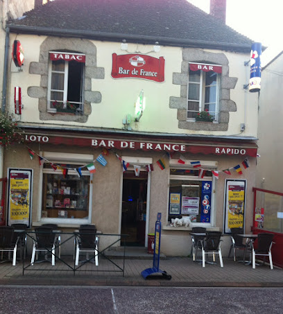 photo du restaurant Bar de France