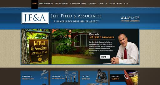 Jeff Field & Associates, 8657 Hospital Dr #103a, Douglasville, GA 30134, USA, Bankruptcy Attorney