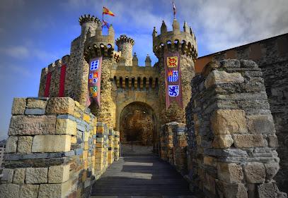 Castillo de los Templarios, Castillo de Ponferrada