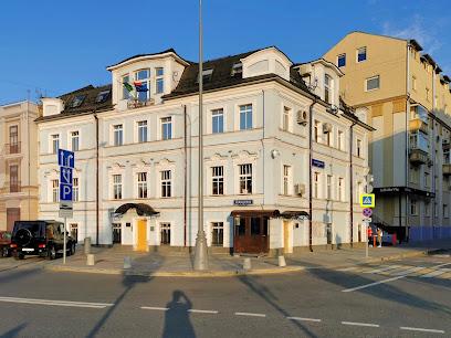 Иностранное консульство Генеральное консульство Италии в Москве